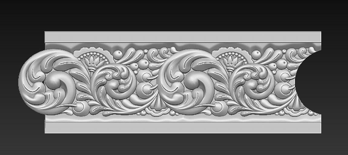 Decorative_Marble_02.jpg Télécharger fichier STL gratuit Modèle 3D du marbre décoratif 7 • Design pour impression 3D, DavidG7