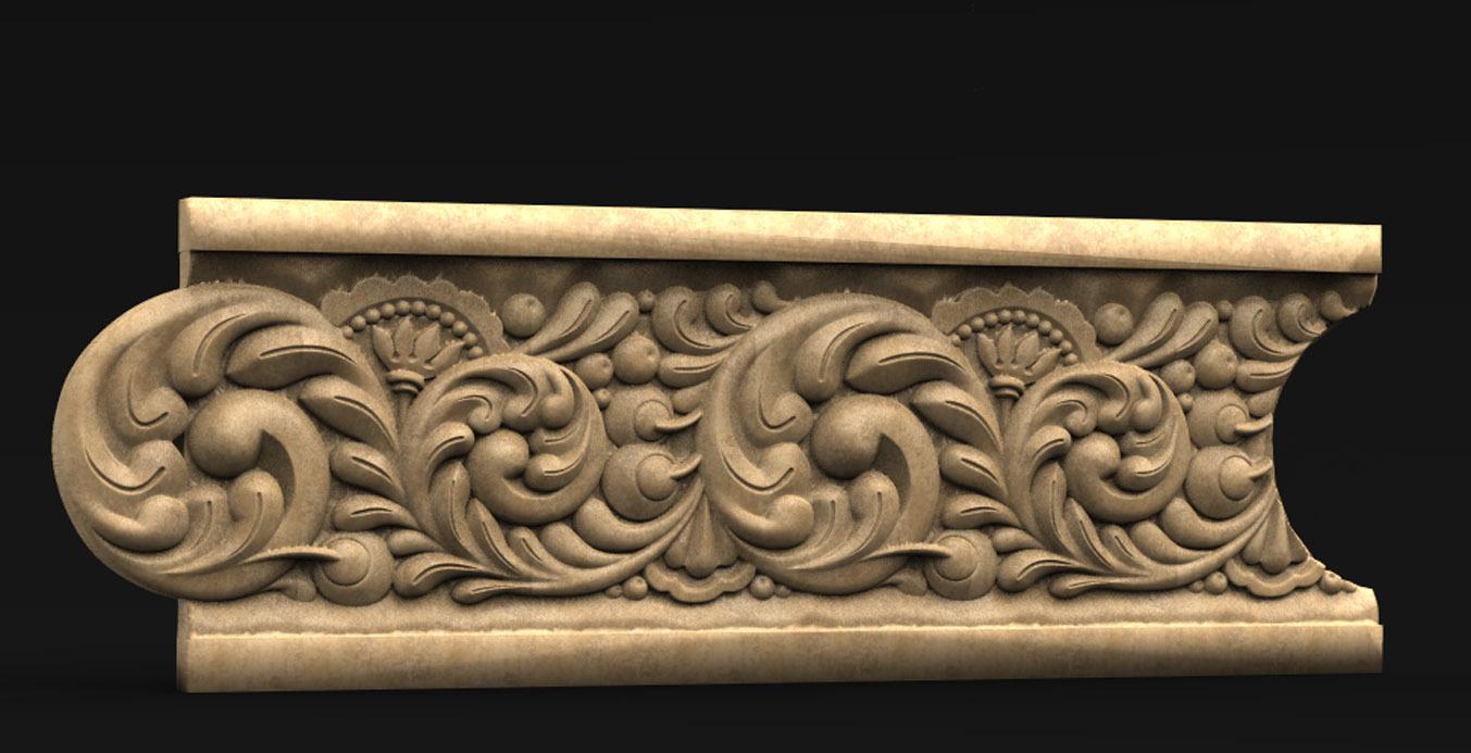 Decorative_Marble_KEY.jpg Télécharger fichier STL gratuit Modèle 3D du marbre décoratif 7 • Design pour impression 3D, DavidG7