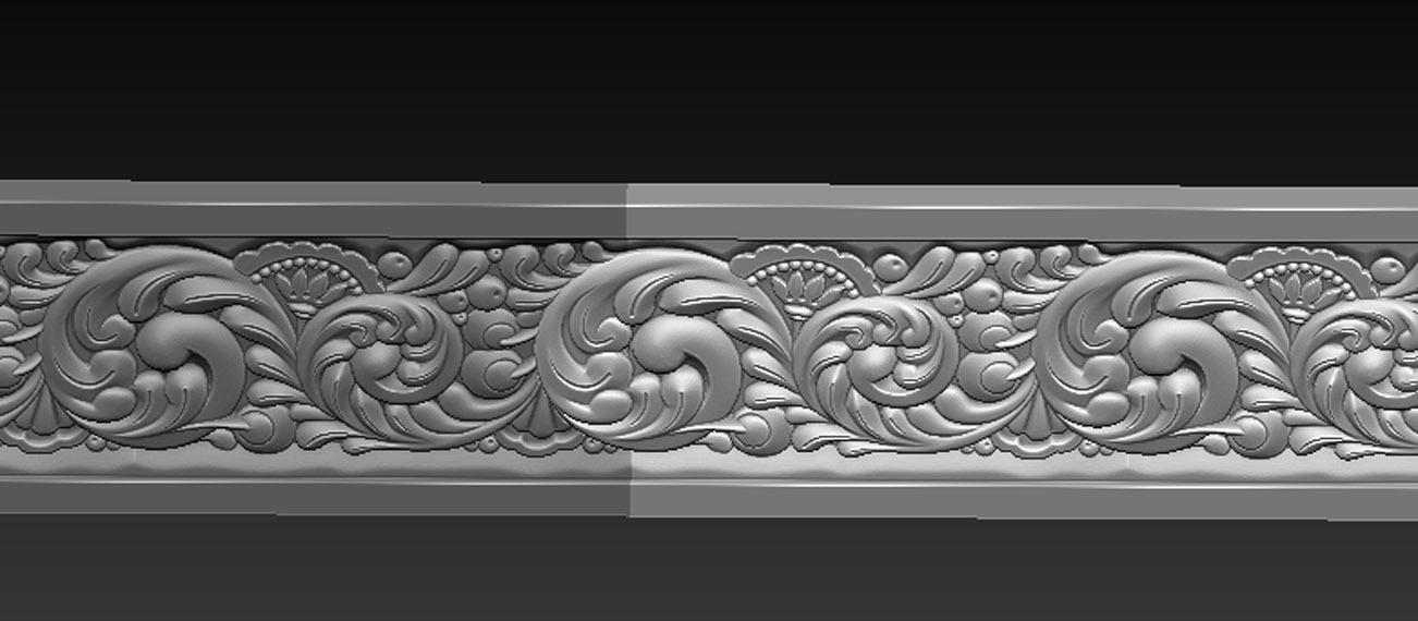 Decorative_Marble_04.jpg Télécharger fichier STL gratuit Modèle 3D du marbre décoratif 7 • Design pour impression 3D, DavidG7