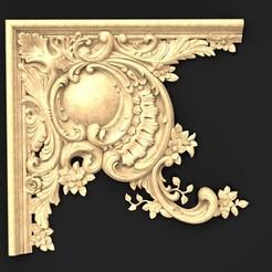 Frame_Corner_01_KEY.jpg Download free OBJ file Frame Corner 3D Model • 3D print model, DavidG7