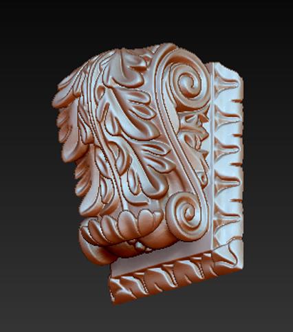 Kit-Architectural_07.jpg Download free STL file Pack Architectural Decorative Corbels 3D Model • 3D printable object, DavidG7