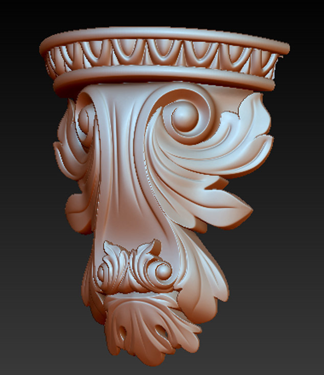 Kit-Architectural_12.jpg Download free STL file Pack Architectural Decorative Corbels 3D Model • 3D printable object, DavidG7