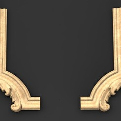 Frame_Relief_01_KEY.jpg Télécharger fichier OBJ gratuit Modèle 3D Frame Relief 3 • Plan pour impression 3D, DavidG7