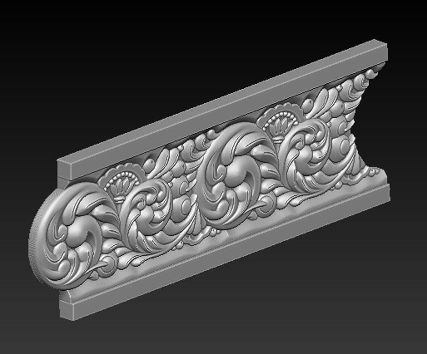 Decorative_Marble_01.jpg Télécharger fichier STL gratuit Modèle 3D du marbre décoratif 7 • Design pour impression 3D, DavidG7