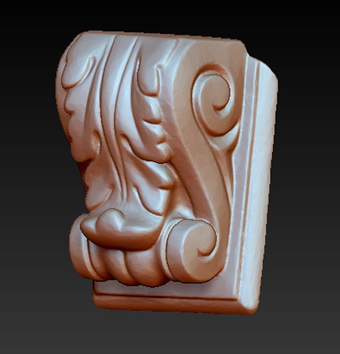Kit-Architectural_04.jpg Download free STL file Pack Architectural Decorative Corbels 3D Model • 3D printable object, DavidG7