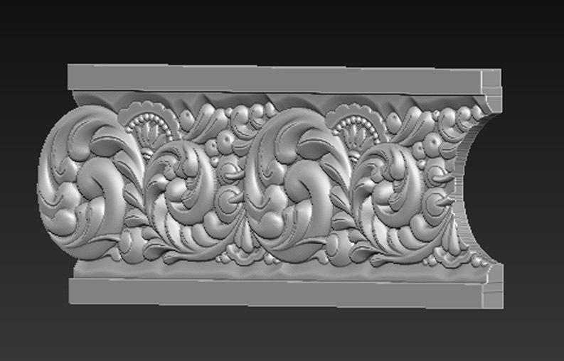 Decorative_Marble_03.jpg Télécharger fichier STL gratuit Modèle 3D du marbre décoratif 7 • Design pour impression 3D, DavidG7
