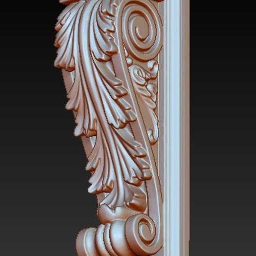 Kit-Architectural_06.jpg Download free STL file Pack Architectural Decorative Corbels 3D Model • 3D printable object, DavidG7