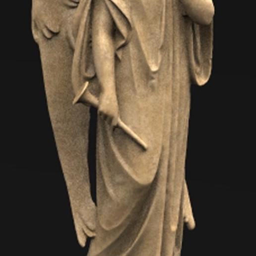Télécharger fichier OBJ gratuit Modèle 3D de la Statue des Anges 6 • Objet à imprimer en 3D, DavidG7