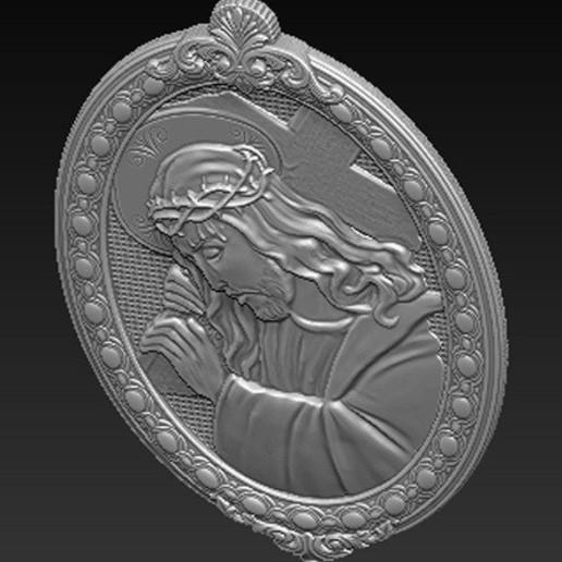 Christ_04.jpg Download free OBJ file Jesus Christ 3D Model • 3D print object, DavidG7