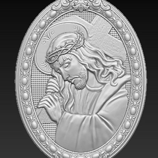 Christ_01.jpg Download free OBJ file Jesus Christ 3D Model • 3D print object, DavidG7