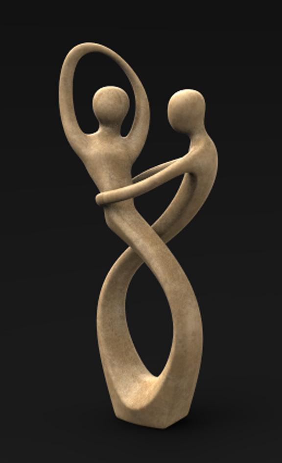thedance_01_KEY.jpg Download free OBJ file The Dance 3D Model • 3D printer object, DavidG7