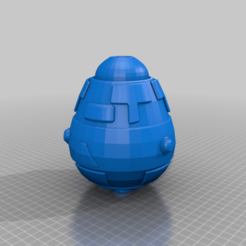 Overlord.png Download free STL file Ruler Class Dropship • Design to 3D print, Southern_Mountain