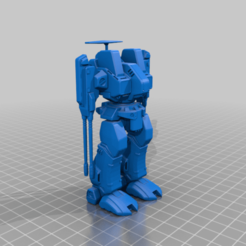 Rifleman.png Download free STL file Invisible Defender • 3D printing model, Southern_Mountain