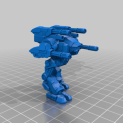 Crucible_3_Posed.png Download free STL file Foundry 3 • 3D printer design, Southern_Mountain