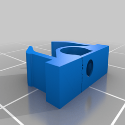 Download free 3D print files OpenLock Magnetic Clip w/ Cradle, BohunkG4mer