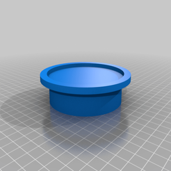 Download free 3D printer templates Cup Holder Platform, BohunkG4mer