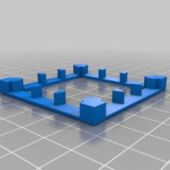 Download free 3D model OpenForge 2.0 OpenLock Triplex Topless, BohunkG4mer