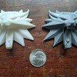 Télécharger fichier STL gratuit Le médaillon du sorcier • Objet pour imprimante 3D, Hachiko