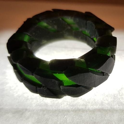 krypton ring 4.jpg Télécharger fichier STL Anneau de volcan • Design pour impression 3D, Livia