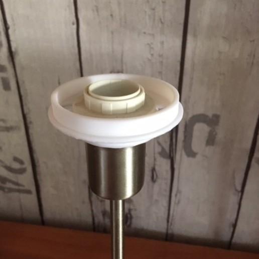 IMG_4143.JPG Descargar archivo STL pantalla de lámpara en lithophanie con apoyo • Diseño para imprimir en 3D, bouba0808
