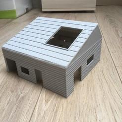 IMG_4121.JPG Descargar archivo STL Casa • Plan para la impresión en 3D, bouba0808