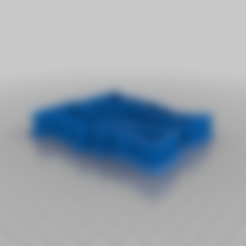 cookie_cutter_customizer_20191203-51-n2ezd1.stl Download free STL file Oblivion Cookie Cutter Test V.1 • 3D printing template, ghostgirl