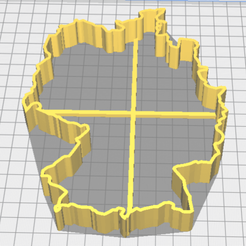 image2.png Download STL file Biscuit cutter, cookie cutter, German Mould, German Template • Model to 3D print, alainsame