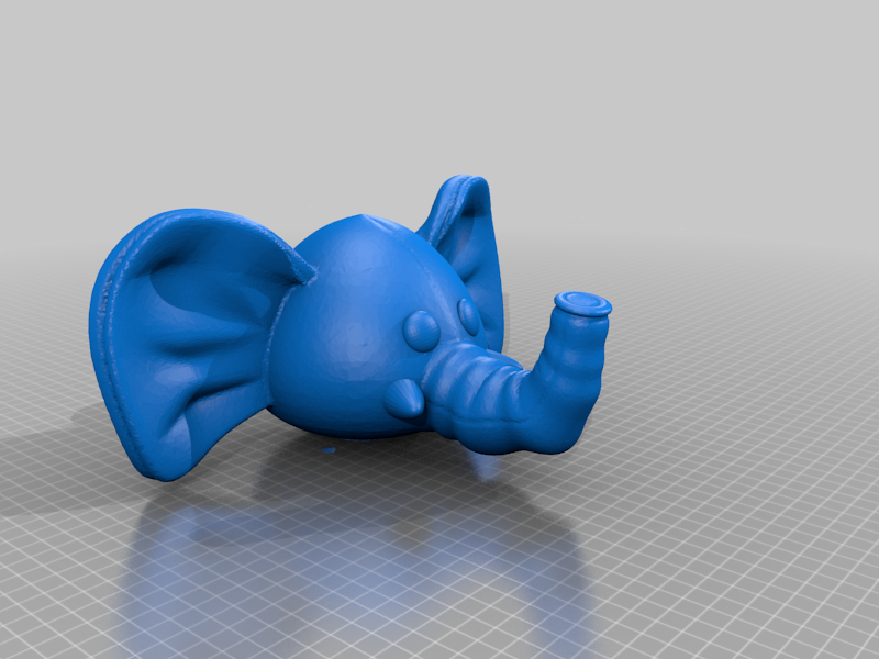 Elefantierno_2.png Download free STL file Elefatierno Mk2 • 3D print model, rostolaza