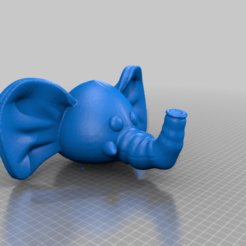 Download free STL file Elefatierno Mk2 • 3D print model, rostolaza