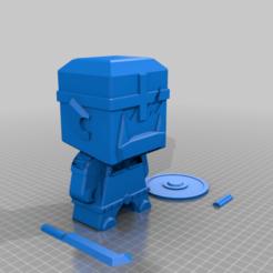 Mostrok_Ork_v7.png Download free STL file Mostrok Ork • 3D printable model, rostolaza