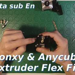 mignatura-flexfix.jpg Download free STL file Extruder flex fix guide for Tronxy & Anycubic brands • Model to 3D print, SgaboLab