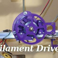 spingifilo.jpg Download free STL file Filament Driver • 3D printable design, SgaboLab