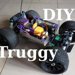 Download free 3D printing models DIY Truggy, SgaboLab