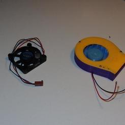 P2100013.JPG Download free STL file Radial blower • 3D printing template, SgaboLab