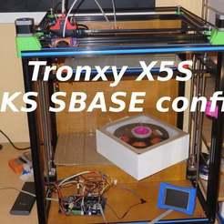 sg1-P3080071.jpg Download free STL file Tronxy X5S MKS sbase config.txt • 3D printer model, SgaboLab