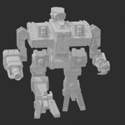 G_Dom.jpg Download free STL file Greg - Heavenly Six • 3D printer design, ShogunGE