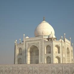 Download 3D printer files Taj Mahal, Ashishkbm