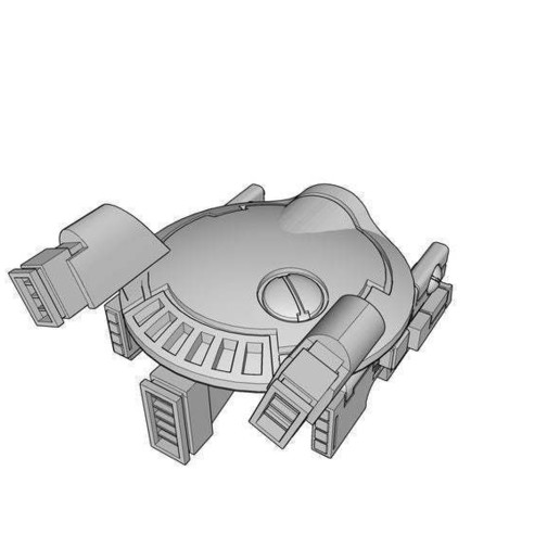 DronAC-Gun-v2_3.jpg Download free OBJ file Gun Drone AC • 3D printable object, ACavalle
