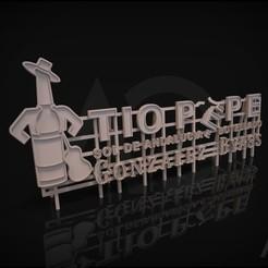TioPepe.136.jpg Download free STL file Scenery Tio Pepe • 3D printing design, ACavalle