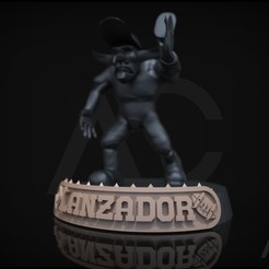 BB2.201.jpg Download STL file BloodBowl positions - 25 and 32mm - English • 3D printing object, ACavalle