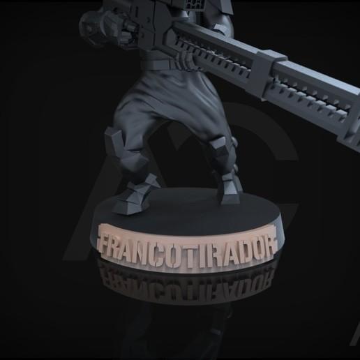KT_25.145.jpg Download OBJ file Especialistas Kill Team - 25mm - Español • 3D printable design, ACavalle