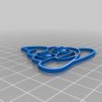 12f89a0e5abf262daec29f77090b4f12.png Download free STL file Poop Emoji for letter board • 3D print design, rtbrown560