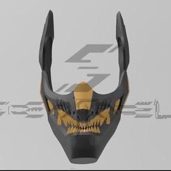 IMG_9762.jpeg Download STL file Oni Batman mask • 3D printer model, cisnerosernie117