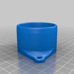 Télécharger fichier STL gratuit Ender 3 Pro adaptateur pour conduit d'air d'alimentation (2 pouces). • Modèle pour impression 3D, gbettega