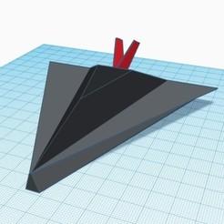 Download free 3D printer templates JMR Desingn V2 experimental vessel, chuchus333