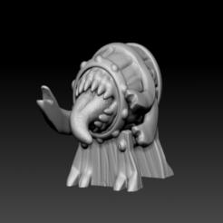 Download free STL file Supportless Barrel Mimic • 3D printable model, zeid
