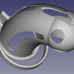 Download 3D printer designs Chastity cage game, Dev92xxx
