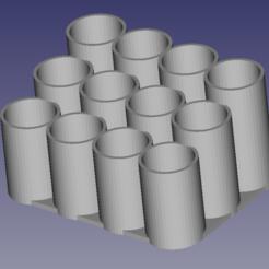 Descargar archivos 3D Organizador de herramientas de baño, Dev92xxx