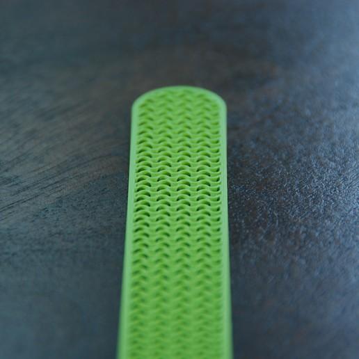 DSC_0880.JPG Télécharger fichier STL gratuit Signet Gyroïde • Design imprimable en 3D, plasticpasta