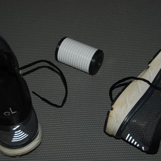 Télécharger fichier STL gratuit Rouleau/masseur pour la thérapie des pieds • Plan pour imprimante 3D, plasticpasta